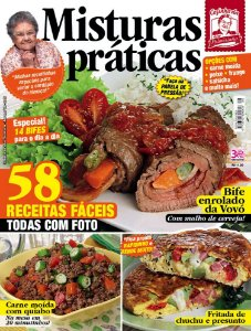 COZINHA DA VOVÓ PALMIRINHA 28 - MISTURAS PRÁTICAS (2016)