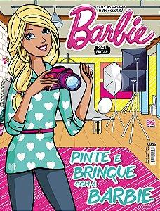 BARBIE PARA PINTAR - 37 (2016)