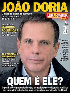 LER & SABER PERFIL - 1 JOÃO DORIA (2016)
