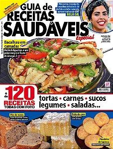 GUIA DE RECEITAS SAUDÁVEIS ESPECIAL - EDIÇÃO 1 (2016)
