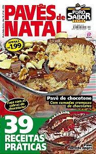 PURO SABOR EXTRA - EDIÇÃO 44 - PAVÊS DE NATAL (2016)