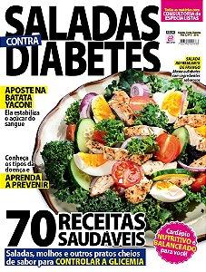 SALADAS CONTRA DIABETES - EDIÇÃO 3 (2016)