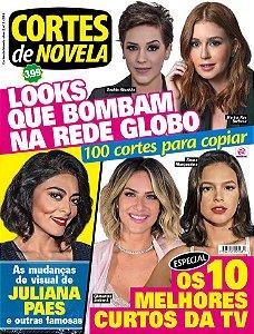 CORTES DE NOVELA - EDIÇÃO 2 (2016)