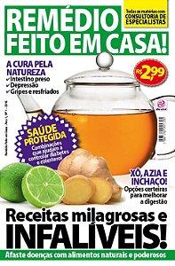REMÉDIO FEITO EM CASA! - EDIÇÃO 1 (2016)