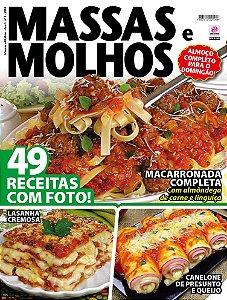 MASSAS E MOLHOS - EDIÇÃO 1 (2016)