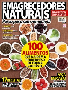 EMAGRECEDORES NATURAIS - EDIÇÃO 15 (2016)
