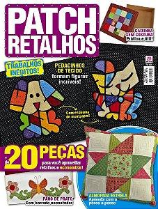 PATCH RETALHOS - EDIÇÃO 1 (2016)
