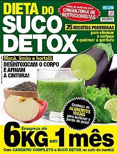 DIETA DO SUCO DETOX - EDIÇÃO 3 (2016)
