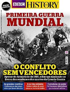 BBC HISTORY BRASIL - PRIMEIRA GUERRA MUNDIAL - EDIÇÃO 1 (2016)