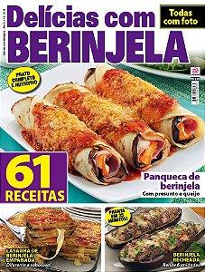 DELÍCIAS COM BERINJELA - EDIÇÃO 4 (2016)