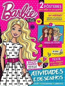 BARBIE REVISTA DE ATIVIDADES - EDIÇÃO 39 (2016)