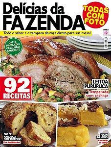 DELÍCIAS DA FAZENDA - EDIÇÃO 2 (2016)