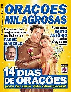 ORAÇÕES MILAGROSAS - EDIÇÃO 6 (2016)