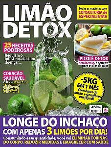 LIMÃO DETOX - EDIÇÃO 2 (2016)