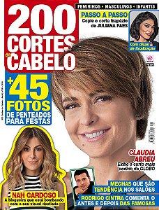 200 CORTES DE CABELO - EDIÇÃO 38 (2016)