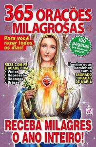 365 ORAÇÕES MILAGROSAS - EDIÇÃO 2 (2016)