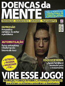 DOENÇAS DA MENTE - EDIÇÃO 3 (2016)