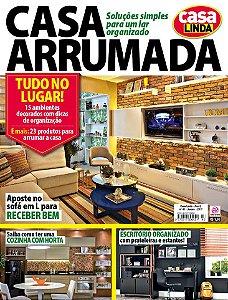 CASA LINDA - EDIÇÃO 43 - CASA ARRUMADA (2017)