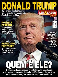 LER & SABER PERFIL - EDIÇÃO 2 - DONALD TRUMP (2016)