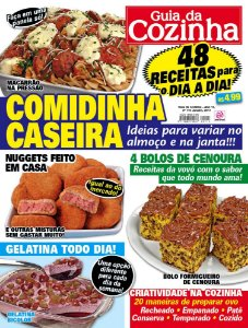 GUIA DA COZINHA - EDIÇÃO 115 - COMIDINHA CASEIRA (2017)