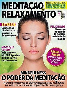 MEDITAÇÃO & RELAXAMENTO - EDIÇÃO 1 (2017)