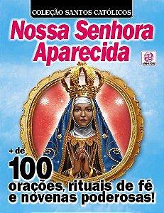 COLEÇÃO SANTOS CATÓLICOS - EDIÇÃO 6 - NOSSA SENHORA APARECIDA (2017)