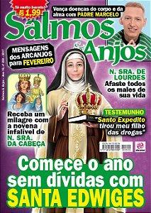SALMOS & ANJOS - EDIÇÃO 209 - FEVEREIRO 2017