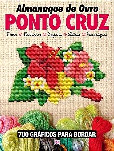 ALMANAQUE DE OURO PONTO CRUZ - EDIÇÃO 2 (2017)