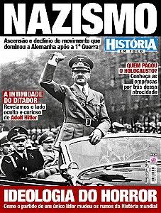 HISTÓRIA EM FOCO - NAZISMO - EDIÇÃO 1 (2017)