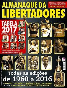 ALMANAQUE DA LIBERTADORES - EDIÇÃO 1 (2017)