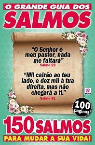 O GRANDE GUIA DOS SALMOS - EDIÇÃO 3 (2017)