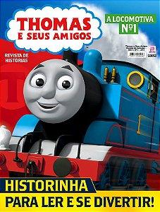 THOMAS E SEUS AMIGOS REVISTA DE HISTÓRIAS - EDIÇÃO 1 (2017)