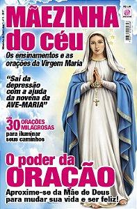 MÃEZINHA DO CÉU - EDIÇÃO 1 (2017)