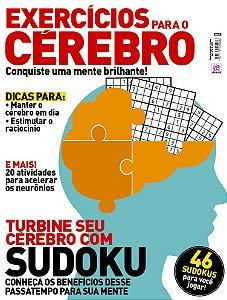 EXERCÍCIOS PARA O CÉREBRO - EDIÇÃO 4 (2017)