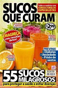 SUCOS QUE CURAM - EDIÇÃO 6 (2017)