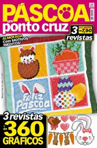 PÁSCOA EM PONTO CRUZ - EDIÇÃO 3 (2017)
