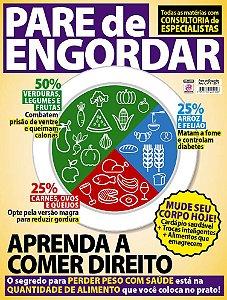 PARE DE ENGORDAR - EDIÇÃO 1 (2017)