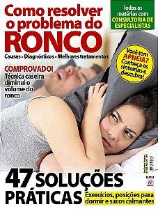 COMO RESOLVER O PROBLEMA DO RONCO - EDIÇÃO 1 (2017)