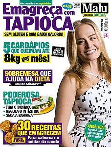 MALU ESPECIAL DIETAS - EDIÇÃO 42 - EMAGREÇA COM TAPIOCA (2017)