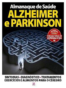 ALMANAQUE DE SAÚDE ALZHEIMER E PARKINSON - EDIÇÃO 1 - RELEITURA (2017)
