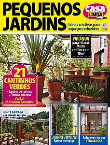 CASA LINDA AMBIENTES - EDIÇÃO 5 - PEQUENOS JARDINS (2017)