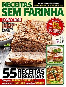 RECEITAS SEM FARINHA - EDIÇÃO 3 (2017)
