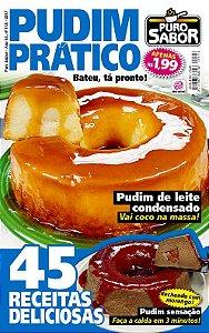 PURO SABOR - EDIÇÃO 118 - PUDIM PRÁTICO (2017)