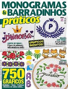 MONOGRAMAS & BARRADINHOS PRÁTICOS - EDIÇÃO 2 (2017)