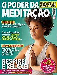 O PODER DA MEDITAÇÃO - EDIÇÃO 5 (2017)