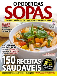 O PODER DAS SOPAS - EDIÇÃO 7 (2017)