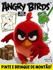 ANGRY BIRDS PARA PINTAR - EDIÇÃO 1 (2017)