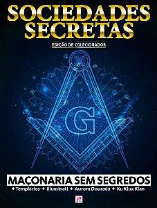 SOCIEDADES SECRETAS - EDIÇÃO 1 (2017)