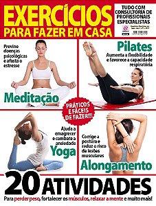 EXERCÍCIOS PARA FAZER EM CASA -EDIÇÃO 1 (2017)