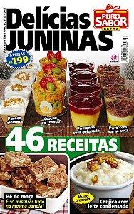 PURO SABOR EXTRA - EDIÇÃO 47 - DELÍCIAS JUNINAS (2017)